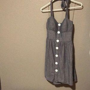 Jean summer dress